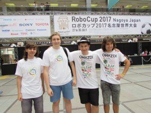 robocup nagoya 2017